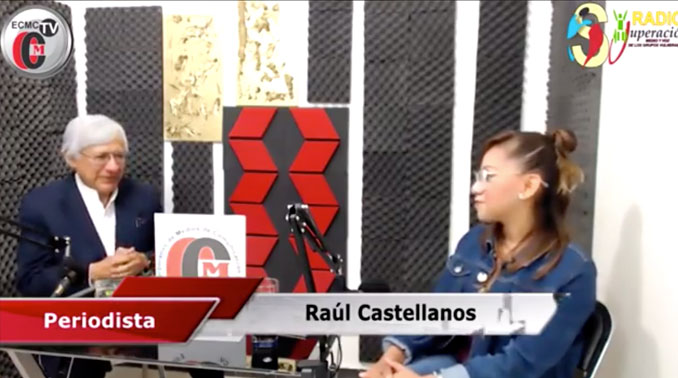 Entrevista Raul Castellanos